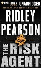 Risk Agent Ser.: The Risk Agent 1 by Ridley Pearson (2012, MP3 CD, Unabridged)
