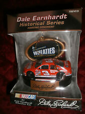 NASCAR DALE EARNHARDT WHEATIES CAR #3 HISTORICAL COLLECTIBLE HANGING ORNAMENT 91