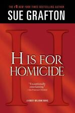 h Is For Homicide (kinsey Millhone): By Sue Grafton
