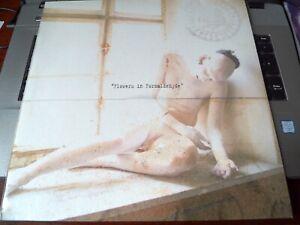 SOPOR AETERNUS Picture Vinyl LP limited First Press Gothic Lacrimosa Mono inc.