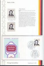 Briefmarken aus Berlin (1980-1990) aus Berlin als Ersttagsbrief