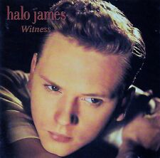 HALO JAMES : WITNESS / CD (EPIC 4666762) - NEUWERTIG