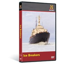MODERN MARVELS - ICE BREAKERS (HISTORY CHANNEL DOCUMENTARY) NEW AND SEALED