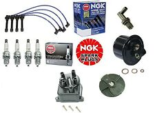Tune Up Kit Gas Filter ,Cap,Rotor,NGK Wires & Plugs Civic EX Si D16Z6 V-Tec