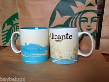 NEW!! Starbucks Coffee Global City Mug ALICANTE, Spain!