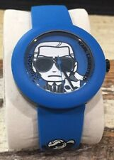 Karl Lagerfeld x Tokidoki Pop Watch KL-2212 Kitty Choupette, Blue