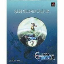 Playstation PS Import Japan Square millennium collection CHRONO CROSS
