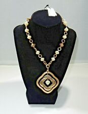 Chico's Winter Pearl Necklace NWT