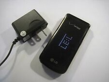GOOD! LG Exalt VN360 Camera CDMA Bluetooth Video SIMPLE Flip VERIZON Cell Phone