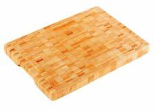 Royal Craft Wood RCW-1010 Organic Bamboo Cutting Board - Brown