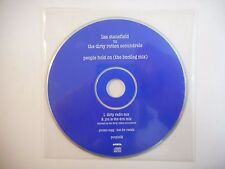 LISA STANSFIELD vs THE DIRTY ROTTEN ... : PEOPLE HOLD ON ♦ CD SINGLE ACETATE ♦