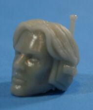 "MH234 Custom Cast head use w/3.75"" Star Wars GI Joe Acid Rain action figures"