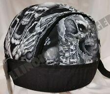 Original Assassin Design Headwrap Biker Doo Rag Cap  #1014