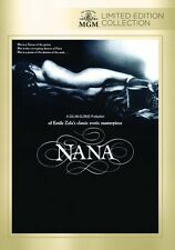 NANA  (1983 Jean Pierre Aumont) - Region Free DVD - Sealed