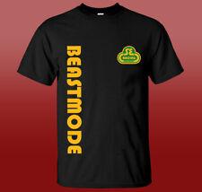 Se Racing Beastmode T shirt Short Sleeve Men's Clothing Sz S-2XL