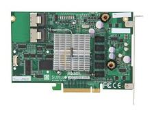 *NEW* SuperMicro AOC-USAS-S8IR 3Gb/s Eight-Port SAS Internal RAID Adapter