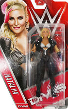 WWE Natalya Natty TOTAL DIVAS NXT MATTEL Basic Serie 61 Action Figure Wrestling