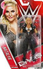WWE NATALYA natty total divas nxt MATTEL basic series 61 wrestling action figure