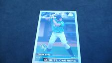 2000 TOPPS # T40 MIGUEL CABRERA RC TRUE ROOKIE CARD ***MINT***