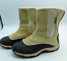 LL BEAN Ultralight Tek  2.5 Primaloft Storm Chaser Duck Toe Boots - WOMENS 6M