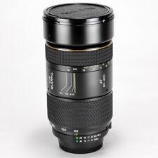 Tokina AT-X 80-400mm f/4.5-5.6 AF Lens For Nikon << Near Mint >>