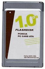1GB PCMCIA ATA Flash Card (p/n ATA-1GB-MT)
