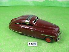 vintage tinplate clockwork car schuco fex 1111 collectable toy 1109