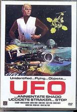 UFO ...annientate Shado uccidete Straker - dvd nuovo - 1974