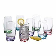 NEW Gibson Karissa 8pc Glass Tumbler 92361.08