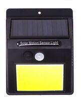 Lampada luce faretto esterno energia solare 20 LED sensore movimento Consegna24h