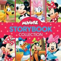 Disney Minnie Storybook Collection. by Parragon Books (Hardback) Amazing Value