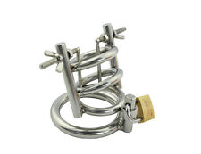 Latest Design Stainless Steel Male Chastity device Urethral Stretching A148