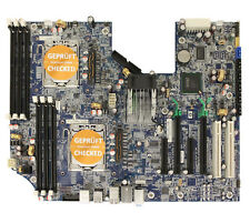 HP Z600 Workstation Carte mère 460840-003 591184-001 für 2 CPUs Xeon 55XX série