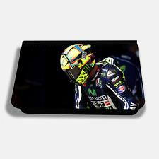 Valentino Rossi Casco Porta Pasaporte Estuche Cubierta con tapa de protección de viaje