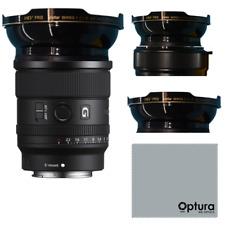 67mm HD3 WIDE ANGLE FISHEYE LENS + MACRO LENS FOR Sony FE 20mm f/1.8 G Lens