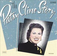 The Patsy Cline Story by Patsy Cline (CD, May-1989, MCA)