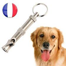 Silbato Ultrasonido para perros un recordatorio Entrenamiento Doma Llavero ultra
