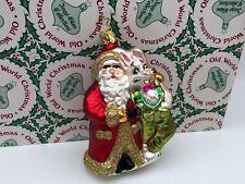 Inge Glas ⭐️⭐️ Christbaumschmuck Ornament 12 cm ⭐️⭐️ Neuware