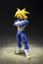 BANDAI H S.. FIGUARTS DRAGON BALL Z TRUNKS SUPER SAIYAN NUEVO