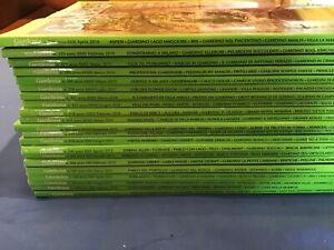 lotto N. 21 riviste Gardenia