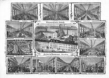 TECHNIK*NÄHMSCHINEN*NÄHMASCHINEN-FABRIK SEIDEL & NAUMANN DRESDEN*1882*