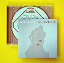 Wild Beasts - Two Dancers UK CD (Domino, 2009) 2nd album from UK indie rockers!