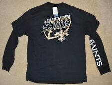 MAJESTIC NEW ORLEANS SAINTS NFL 3-IN-1 T-SHIRT COMBO-SIZE XL-NWT-ORIG $36.95