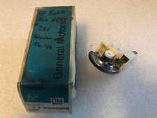 NOS Buick A/C Control Mode Select Switch 68 LeSabre Skylark Wildcat 1968 Climate