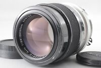 """Clear Lens"" Nikon Nikkor-Q Auto Ai Converted 135mm f/2.8 MF Prime Lens Japan588"