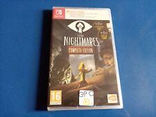 Little Nightmares Complete edition Nintendo Switch Pal Español Nuevo
