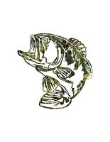Bass Fish decal Sticker  / Fishouflage Camo / Avail. in Yeti size also