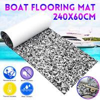 2400x600x5mm Boat Teak Marine Flooring Mat Non Slip EVA Camouflage Yacht  2020