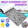 2400x600x5mm Boat Teak Marine Flooring Mat Non Slip EVA Camouflage Yacht