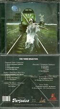 RARE / CD - VARIOUS ARTISTS, FINE TUNED DISASTERS / HARD ROCK METAL / LIKE NEW